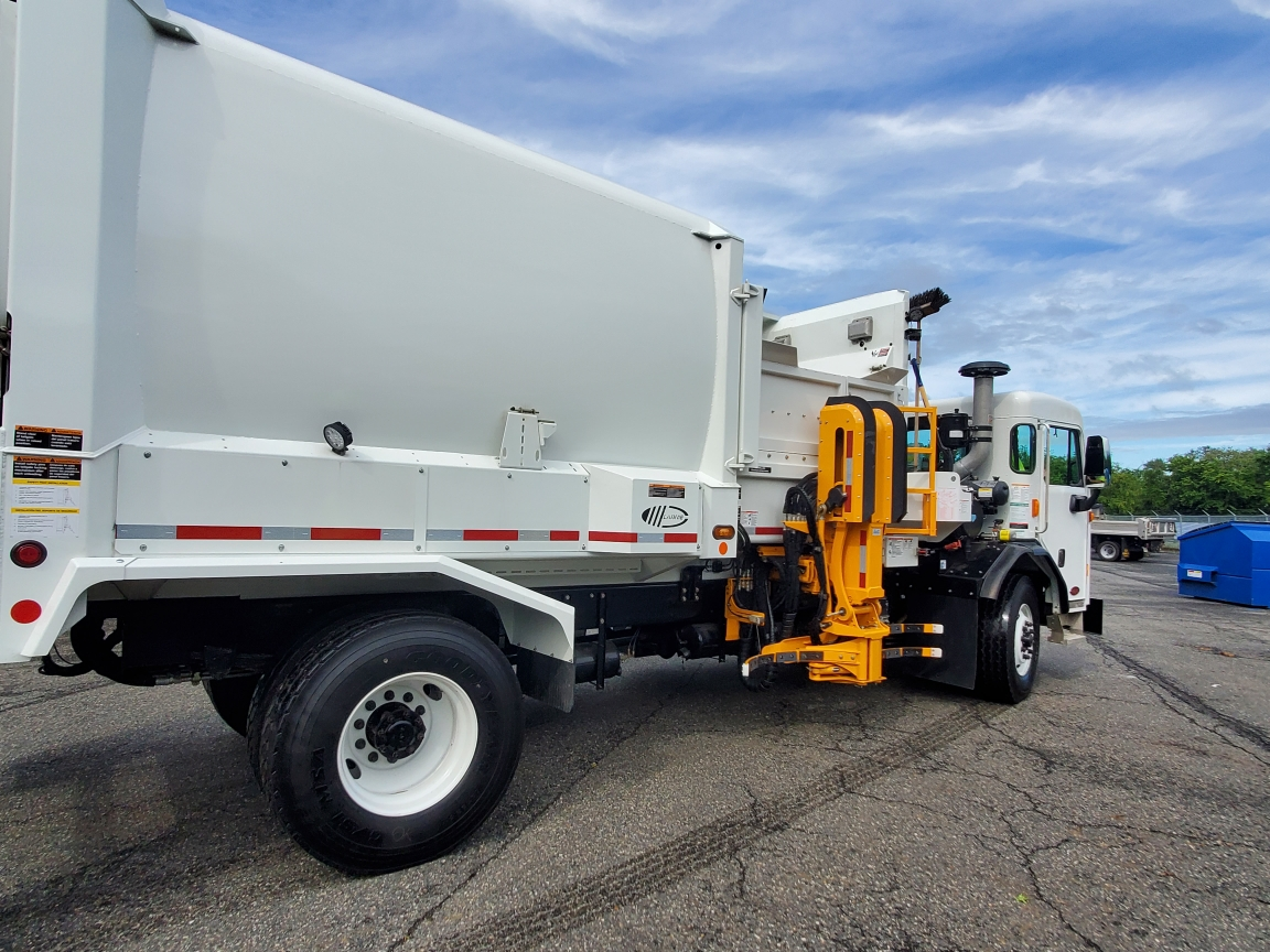Automated Trash Collection starts in October