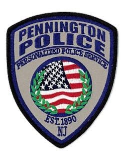 Pennington Police patch