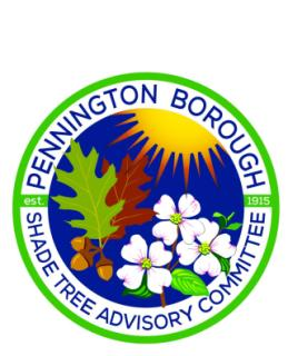 Pennington Shade Tree Committee Logo